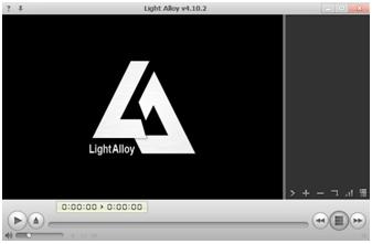 Измененный проигрыватель Light Alloy